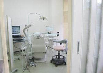 やまもと歯科 診察室